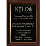 Kelsey Grammer Receives Honorary Membership to New Jersey Landscape Association at Industry Trade Show
